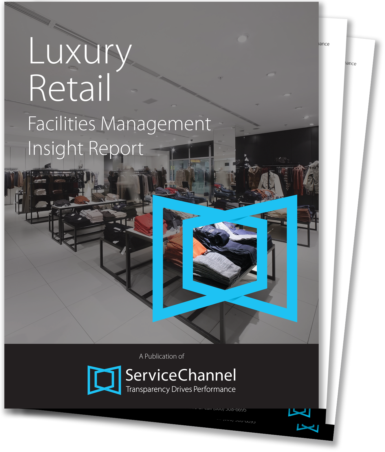 Luxury Retail Industry Report Cover
